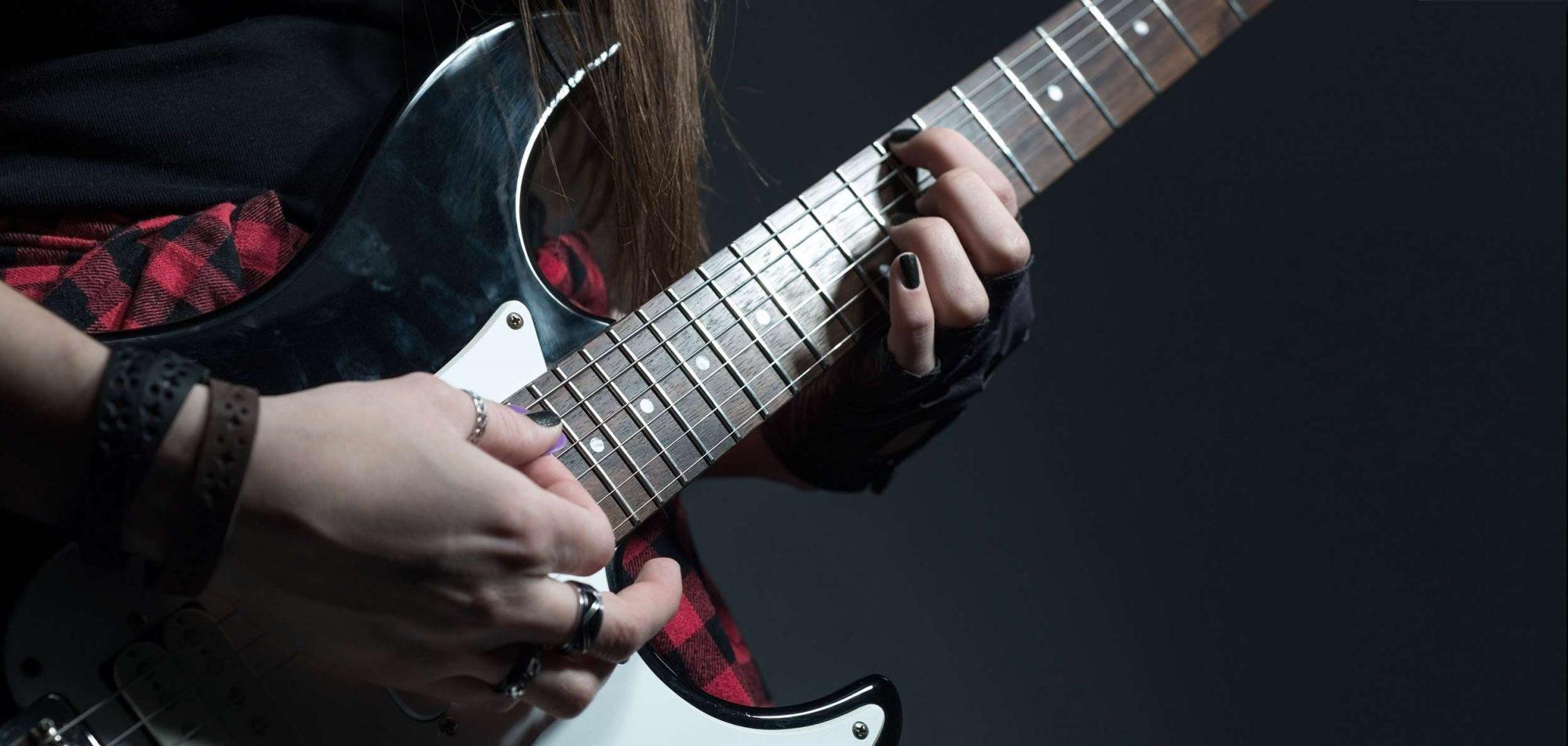 Shop guitar lessons